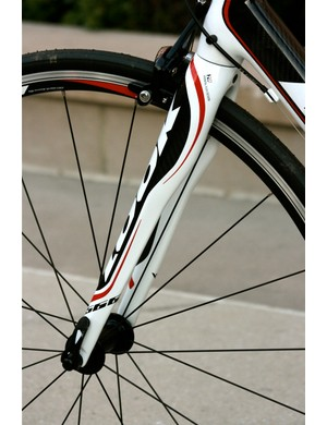 Look has been in the carbon fork business for three decades now.