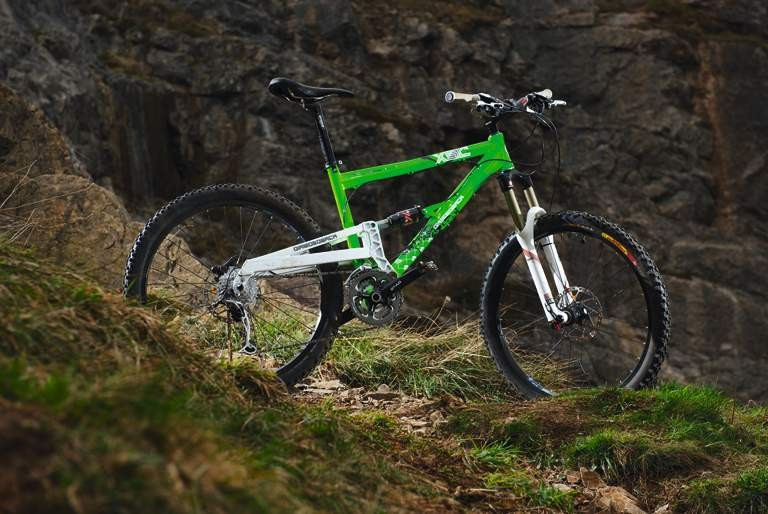 XT on the spec list, but not XTasy on the trail