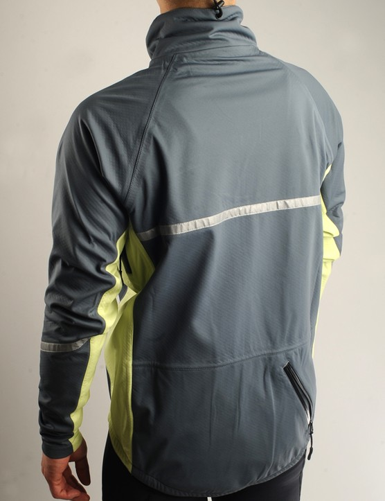 The Cocona softshell fabric is surprisingly breathable for a waterproof shell thanks to its unique fibre treatment