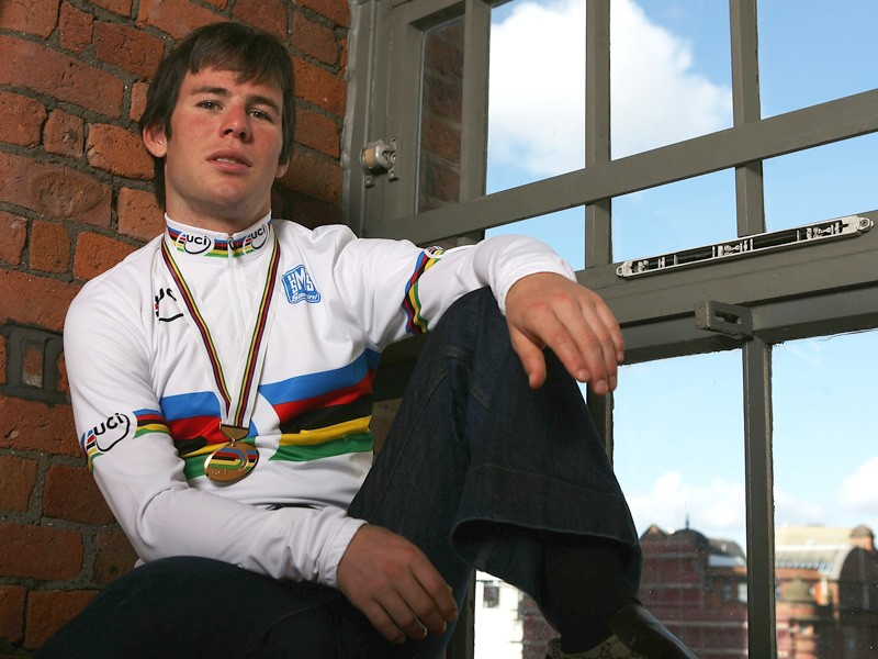 Mark Cavendish reckons Britons should look further than the Olympics in judging the success of their athletes