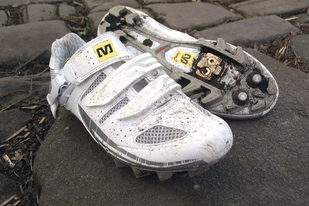 Mavic Scorpio Shoe