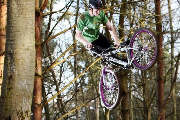BikeRadar video of the week: Dirt jumper Sam Pilgrim