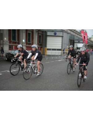 The women are coming to the 2009 Smithfield Nocturne in London June 6.