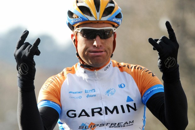 """Christian Vande Velde is not bothered about Mark Cavendish's comments that his Garmin team was """"disrespectful"""" of the Giro by focusing solely on the team time trial"""