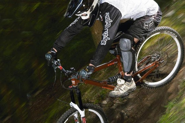 The Mini DH could easily be upgraded into a race winning machine