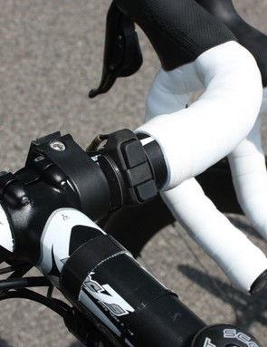 …by mounting supplemental shifters up top on select bikes.