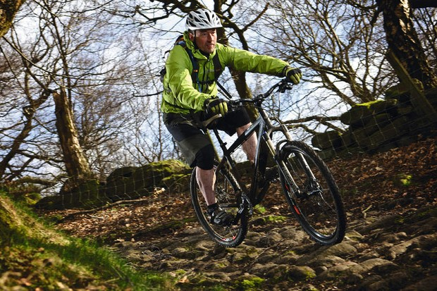 The Core 30 is an adaptable point, shoot and play hardtail