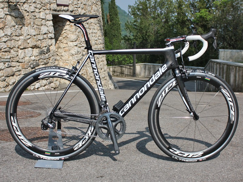 ec6c79feb0e Cannondale will also offer a complete bike with Shimano Dura-Ace Di2. For  now