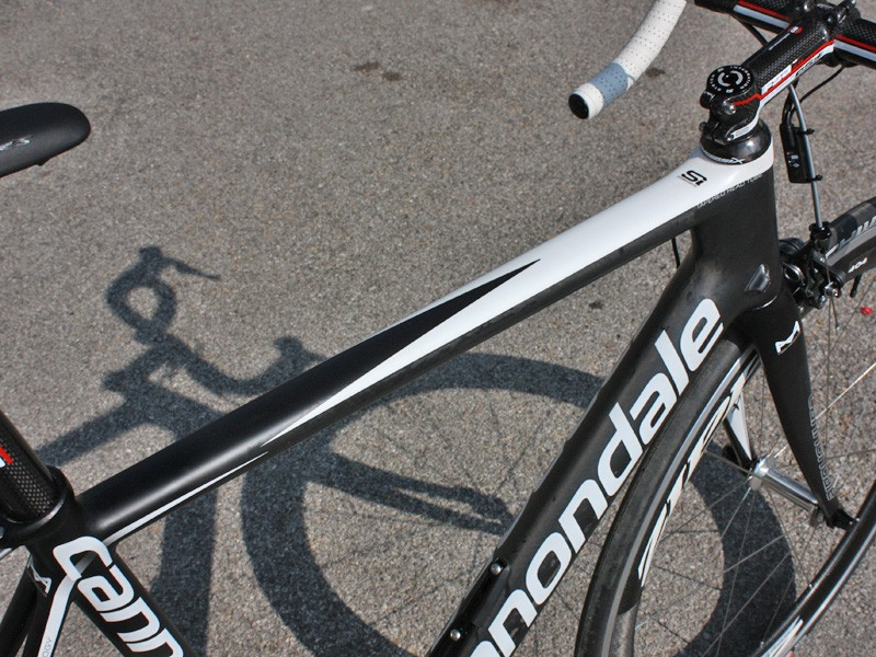 7ffacc5463c The SuperSix Hi-Mod Di2 will be the lightest frame as it uses the least
