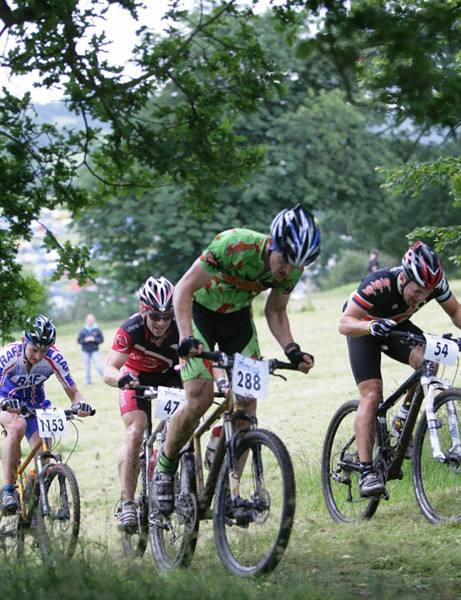 This year's Mountain Mayhem enduro sold out within weeks