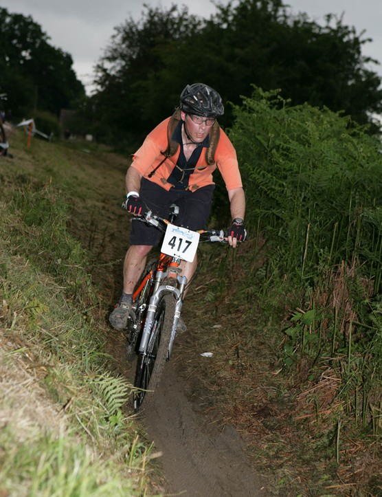 A record number of riders wanted to take part in this year's Mountain Mayhem