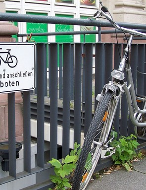 Cyclists in Mannheim, Germany can trade in their old bikes for new ones