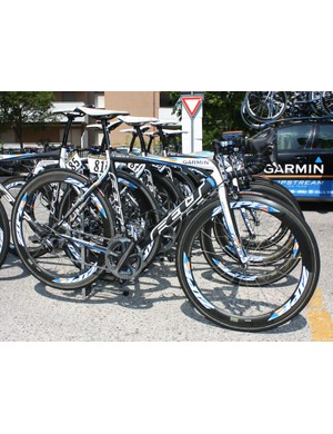Garmin-Slipstream rider Tom Danielson is hoping for a good race after a lengthy period of mishaps and downturns