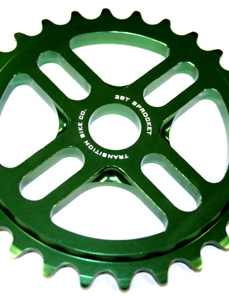 Transition 28-tooth sprocket