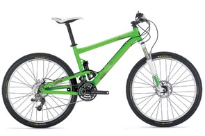 Win one of four Commencal Super 4.1 bikes at the Garmin MTB Days