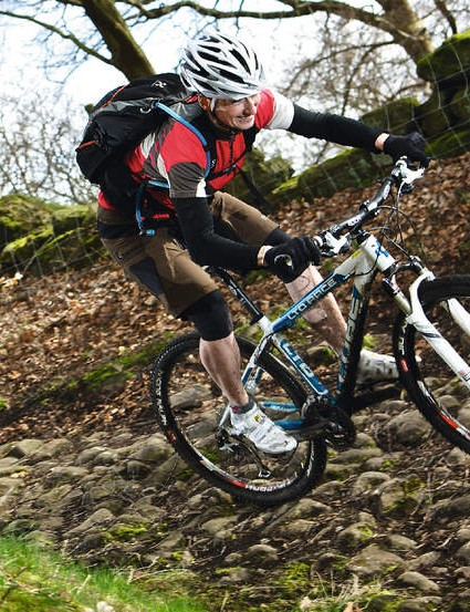 The LTD Race is a colourful steed that has the trousers to back up its mouth