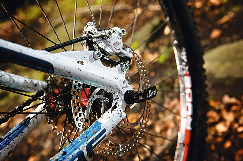 The Oro K17 brakes are dependable but may not suit smaller hands