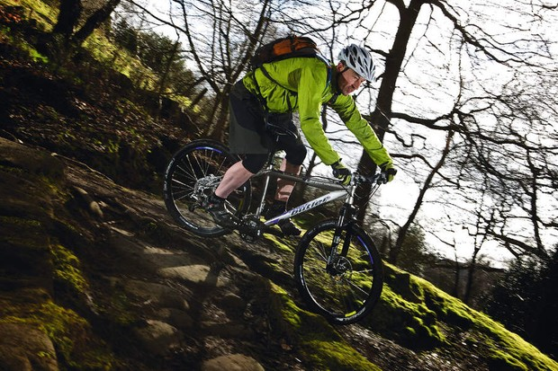 The Olympus is fun on the descents but sluggish on the flat