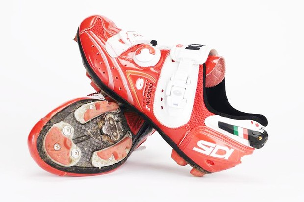 Sidi Dragon 2 Vernice Carbon