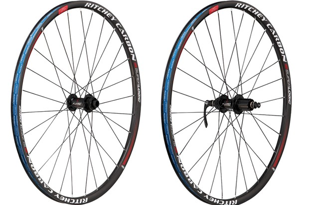 Ritchey have developed these new SuperLogic Mountain Disc Clinchers
