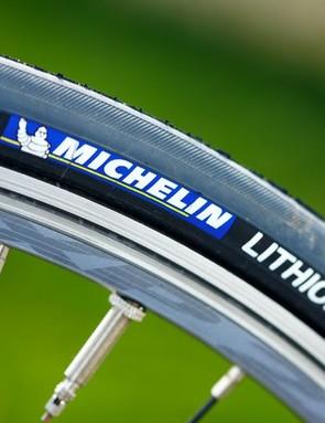 Michelin rubber as standard