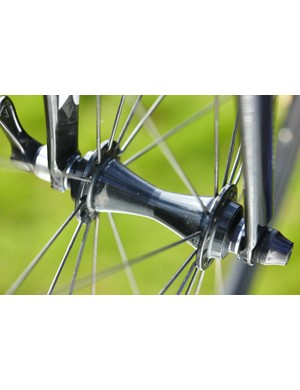 Giant TCR Front Hub