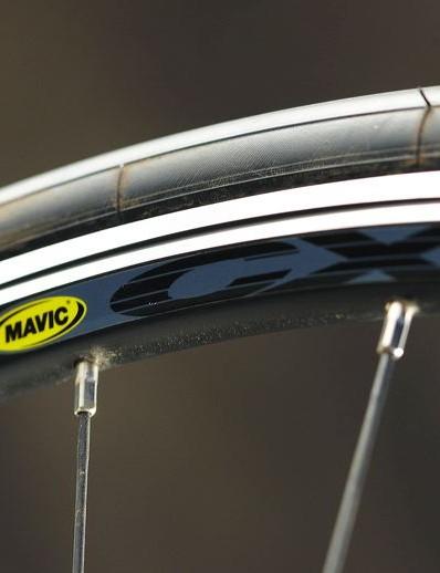 Mavic CXP22 rims