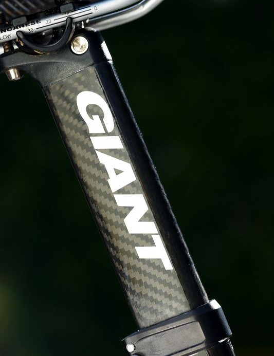 Giants own Giant Vector composite seatpost