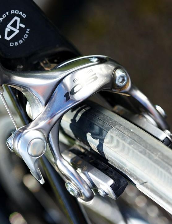 Shimano 105 brakes