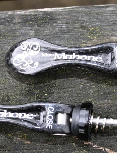...with carbon levers