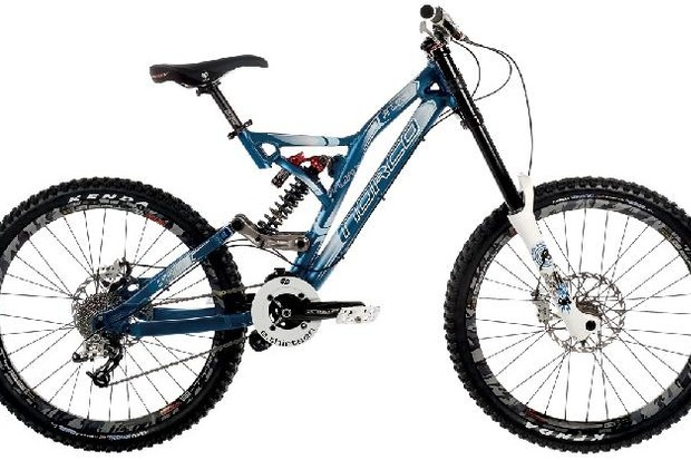 One of the Norco DH bikes under recall.