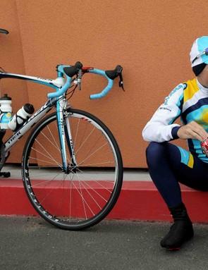 Chris Horner of Team Astana.