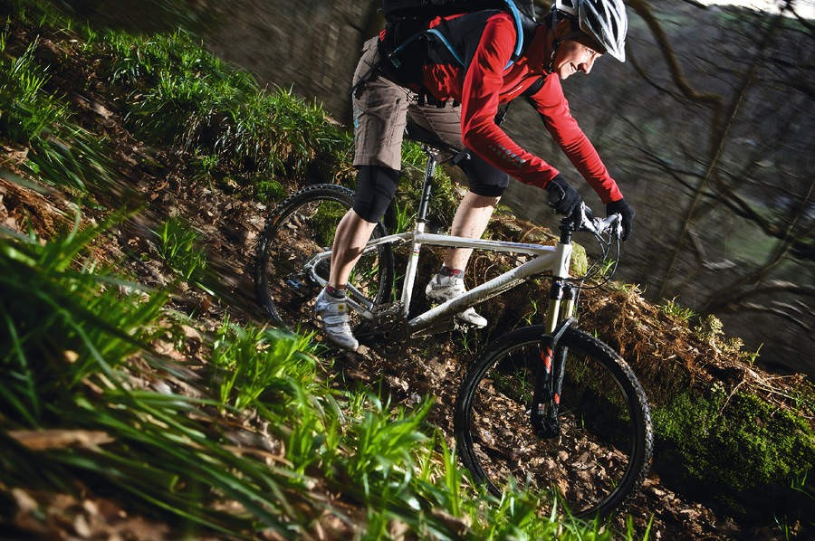 The Pro is a riding revelation in every sense of the word