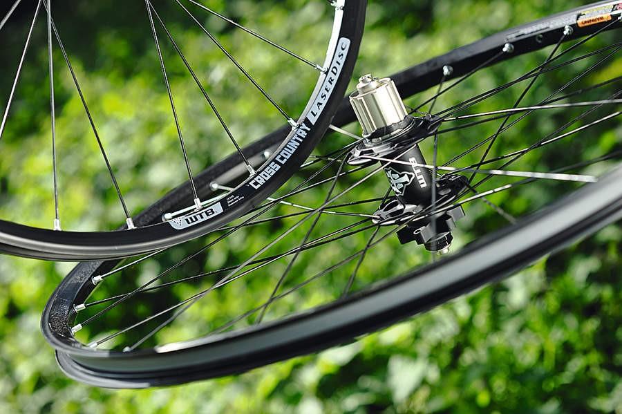 WTB LaserDisc Trail Wheelset