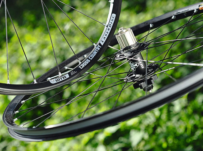 Wtb Laserdisc Trail Mountain Bike Wheelset Bikeradar