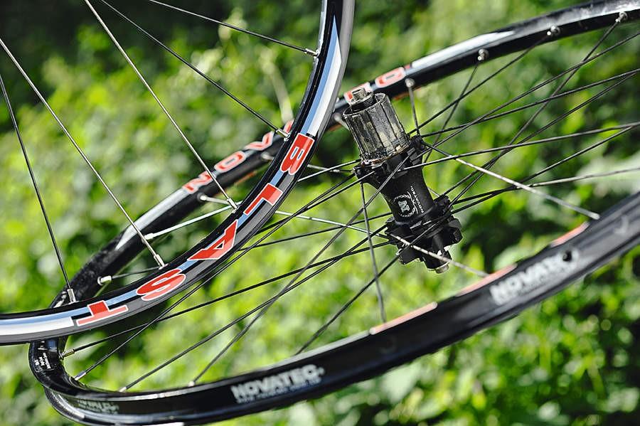 Novatec Blast Wheelset