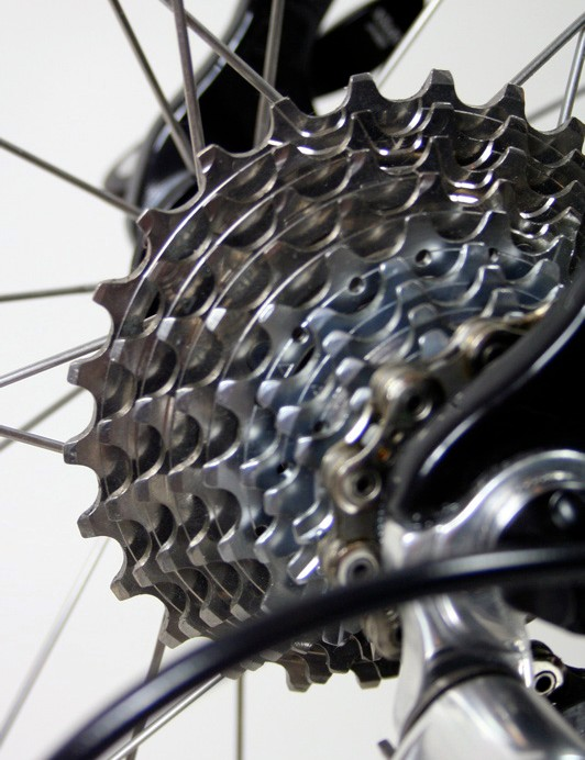 Campagnolo's top groupsets may have one more sprocket but the 10-speed version will still be enough for many