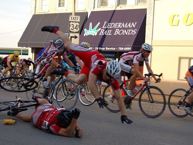 Learn from your mistakes to become a better cyclist