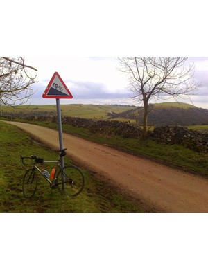 Steep hills will challenge the riders