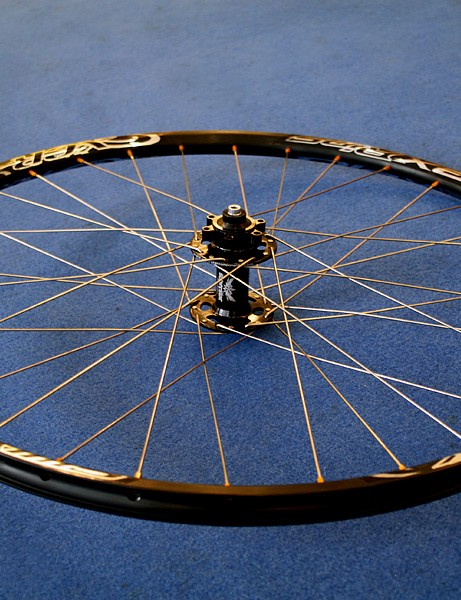 For a top-end wheelset, Superstar recommend mating their Superleggera and Superfast hubs to Alex scandium rims