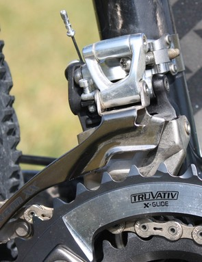 The XX derailleur is by far SRAM's lightest off-road model to date