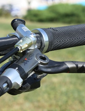 The Avid XX brake is similar to the Elixir CR Mag but with even lighter weight and a more compact master cylinder