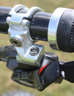 SRAM have adopted T25 Torx bolts for nearly everything on XX for easier installation, maintenance and adjustment - not to mention slightly lighter weight as it allows for shallower bolt heads