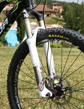 RockShox will also add several XX-level forks to the mix with travel ranging from 80-150mm