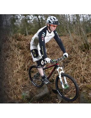 Un-weighting the bike