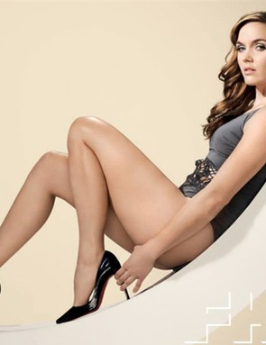 Victoria Pendleton has done a shoot for this month's FHM magazine