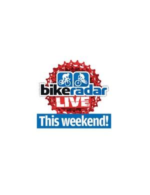 BikeRadar Live takes place this weekend at Donington Park