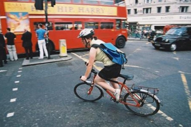 Bike use in London continues to grow