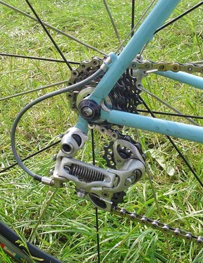 A tight set of gear ratios for training on