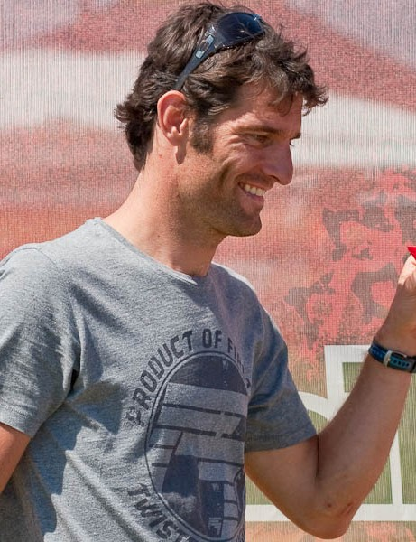 Formula One star Mark Webber was chuffed with the Cycling Plus Sportive and his medal